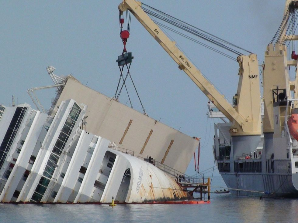 Costa Concordia sarà demolita in Turchia?