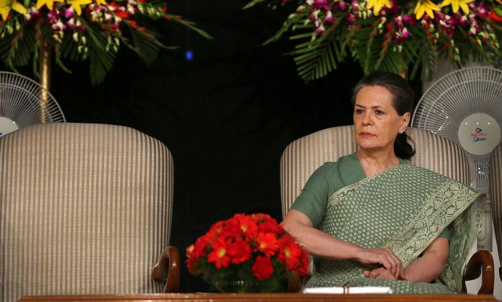 In India la stella di Sonia Gandhi non brilla più