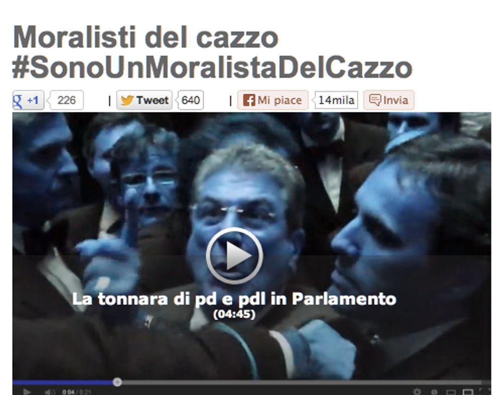 7 mesi di show e proteste a 5 Stelle in Parlamento