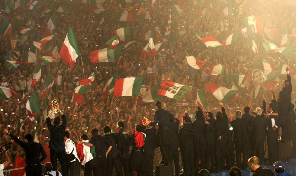 L'Onu si sbaglia. l'Italia è il paese della felicità