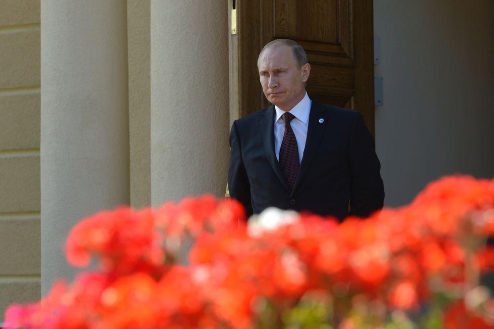 Putin, il Papa ed il successore di Assad