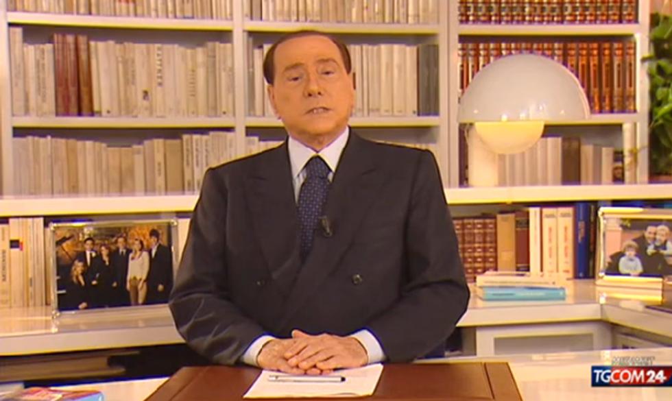La vecchia e nuova ricetta di Berlusconi