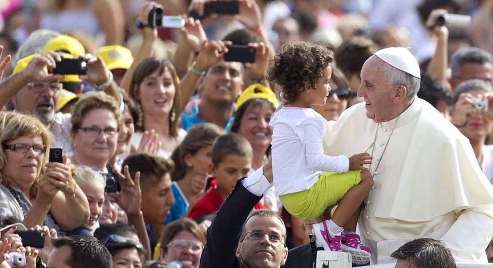 La prima intervista di Papa Francesco
