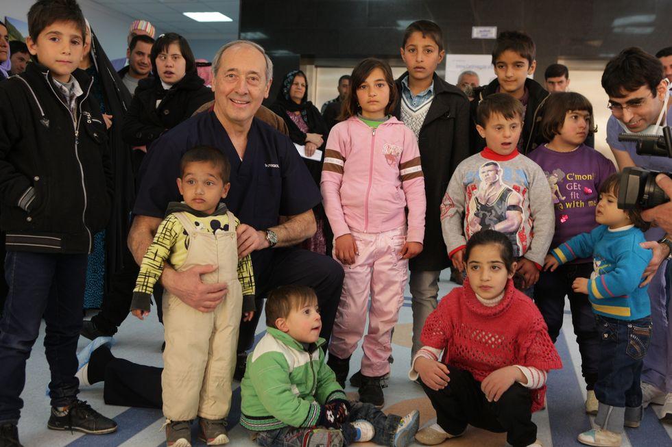 Salviamo i cuori dei bambini di Damasco