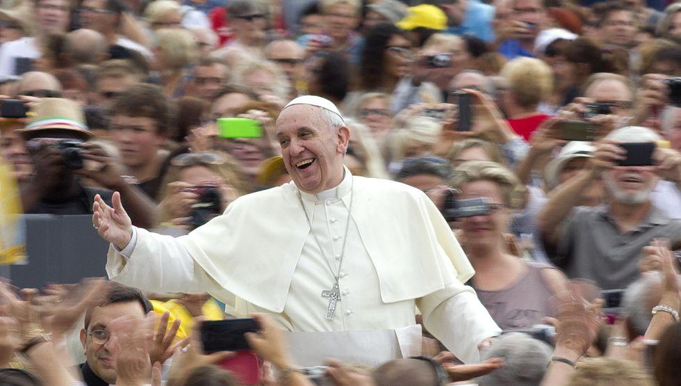 L'intervista integrale di Papa Francesco