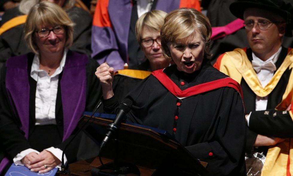 Hillary Clinton, il primo presidente lesbica degli Usa ?