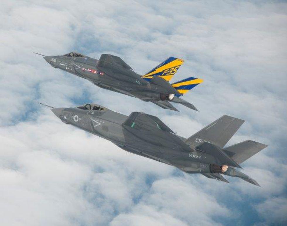 Anche l'Olanda taglia il numero di F-35