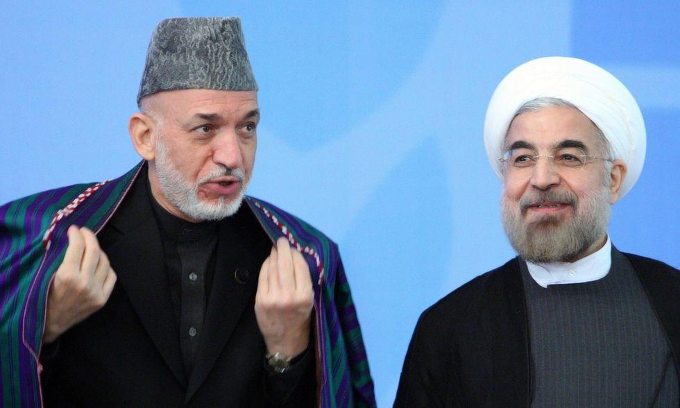 L'Iran ha cambiato voce