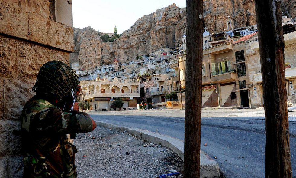 Diario di guerra: noi non ci faremo mettere in croce