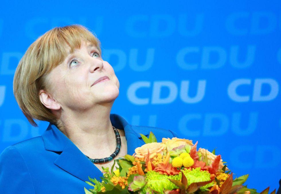 Che invidia le elezioni in Germania
