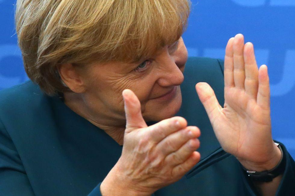 Chi tocca la Merkel muore