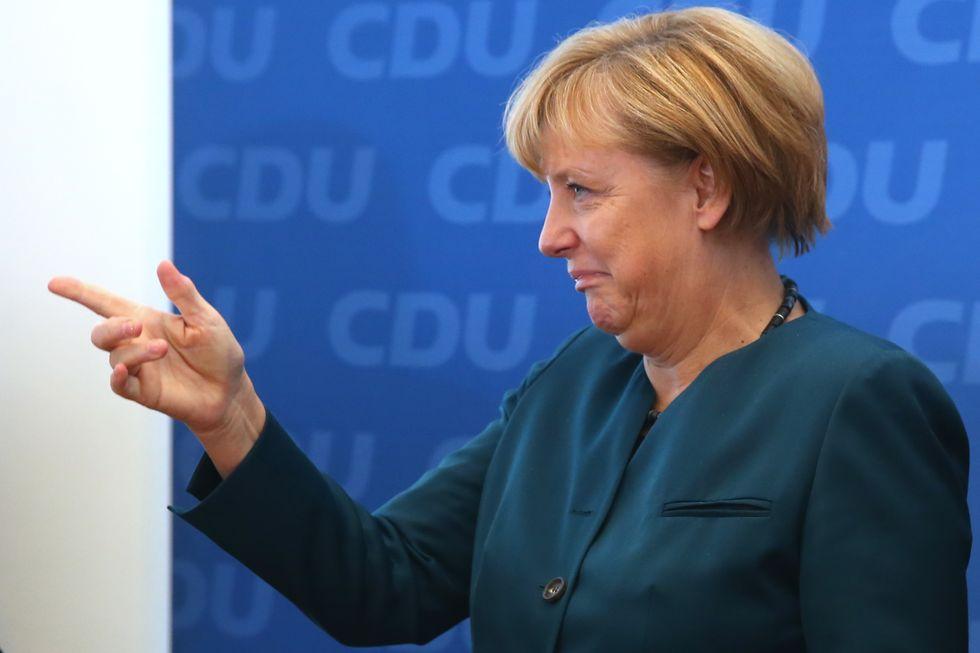 Elezioni in Germania, tutti pazzi per Angela