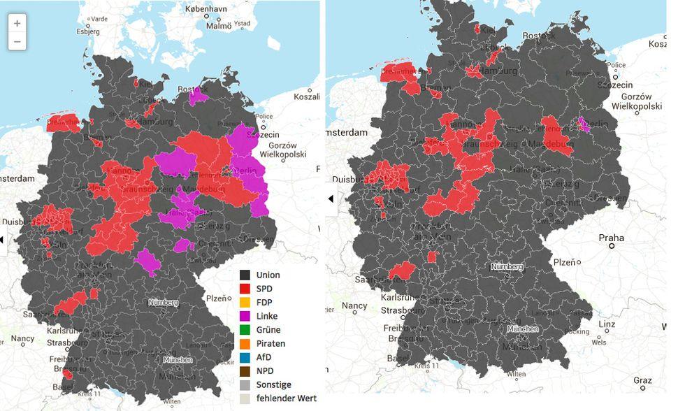 Uno speciale interattivo per capire le elezioni tedesche