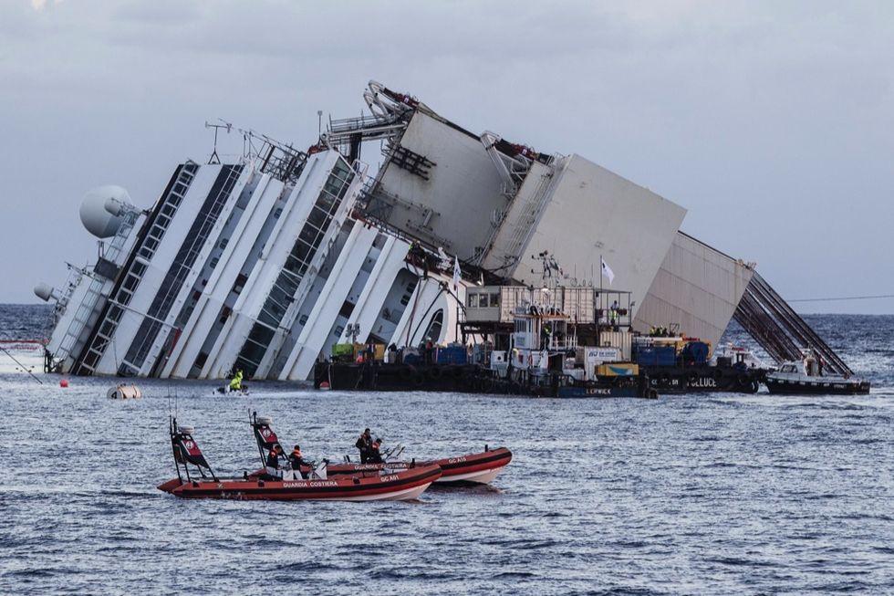 Costa Concordia: le bugie di Schettino vengono a galla
