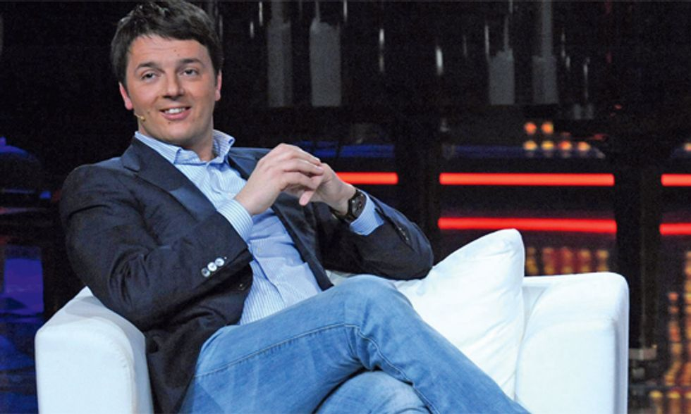 E se Renzi si fosse montato la testa?