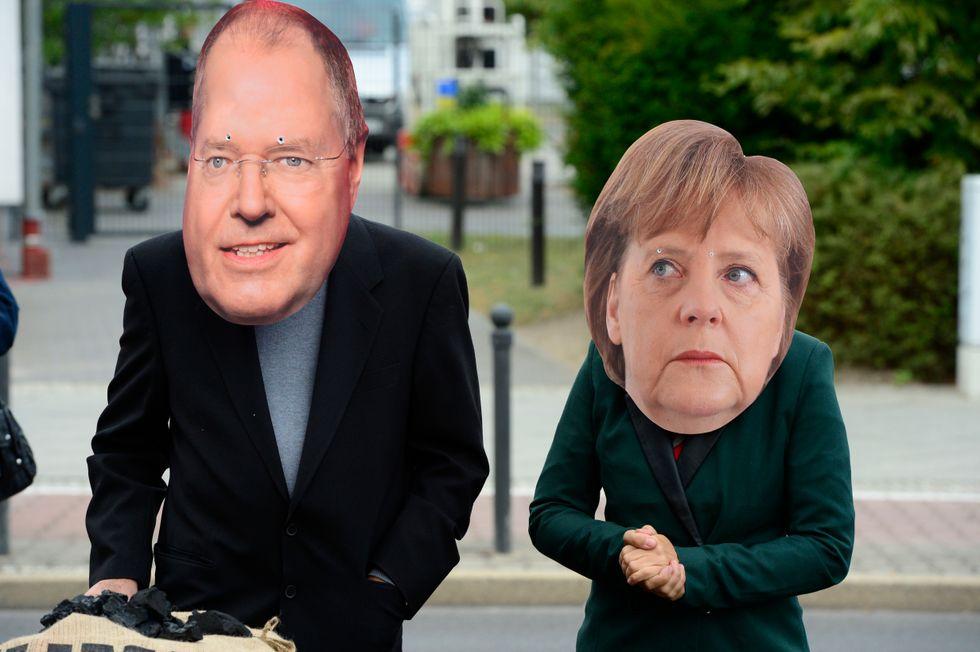 Larghe intese anche in Germania: perché convengono alla Merkel