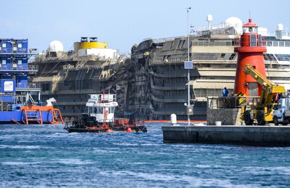 Costa Concordia: ecco che cosa accadrà adesso