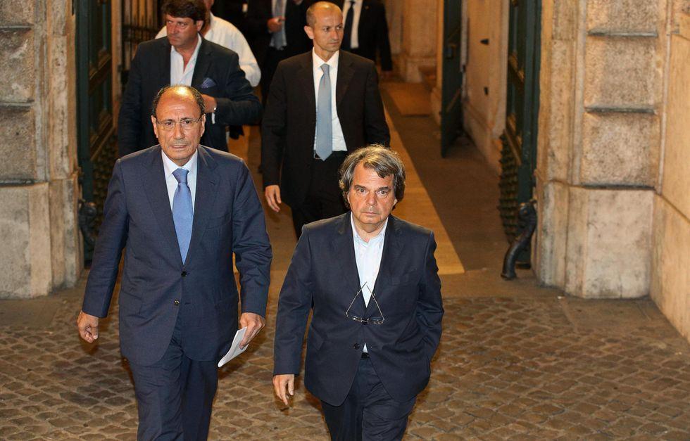 Forza Italia scrive a Napolitano