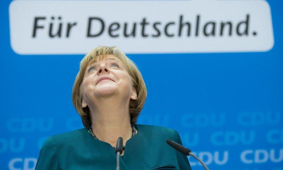 Se Angela Merkel fosse premier in Italia...