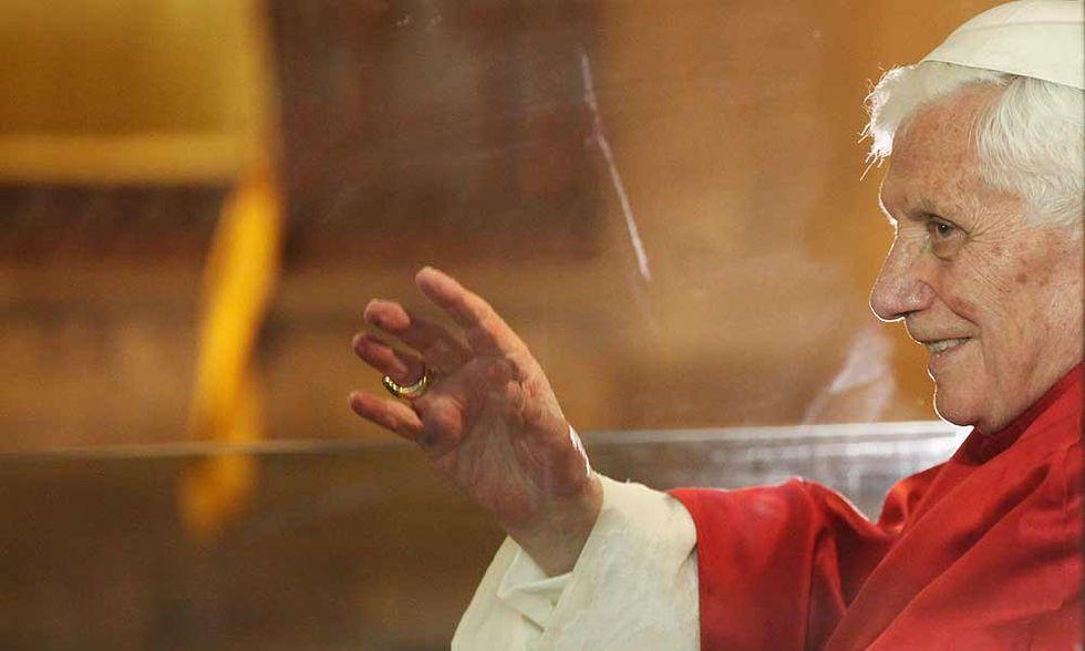 La lettera di Ratzinger a Odifreddi