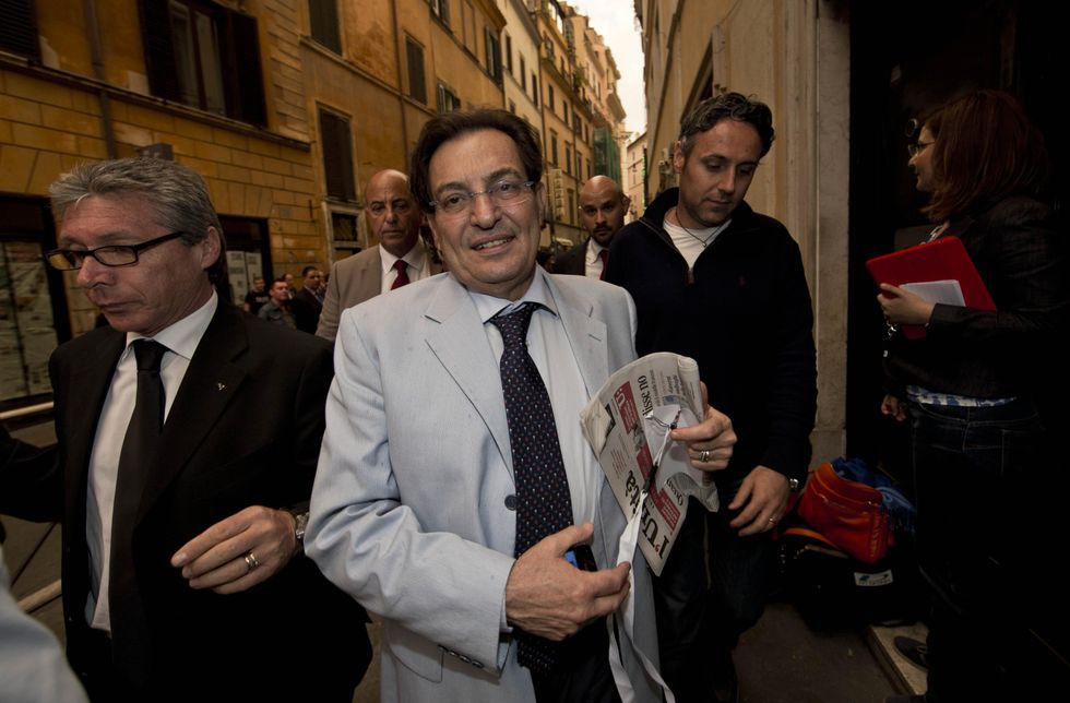Crocetta e il 25 luglio della sinistra siciliana