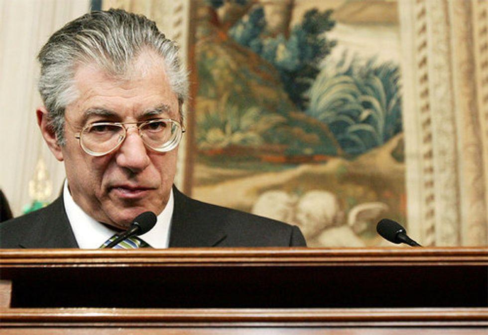 Bossi lancia Giorgetti segretario