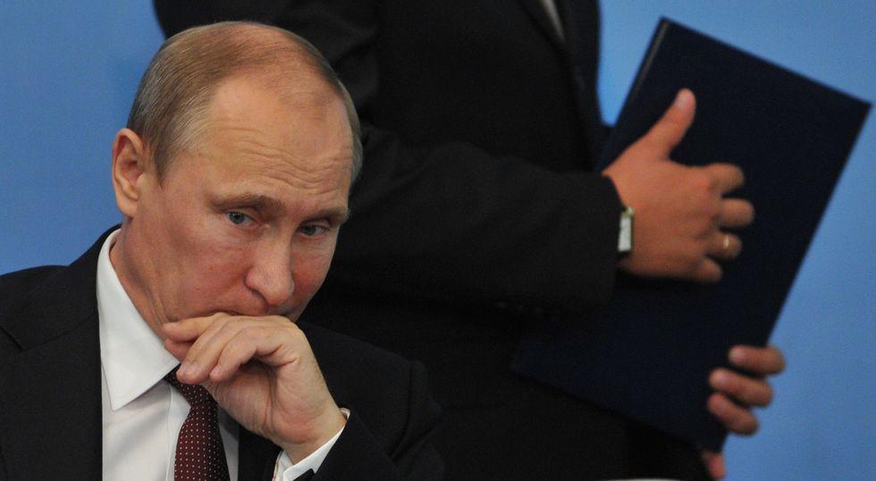Russia, tempi duri per chi si schiera contro Putin