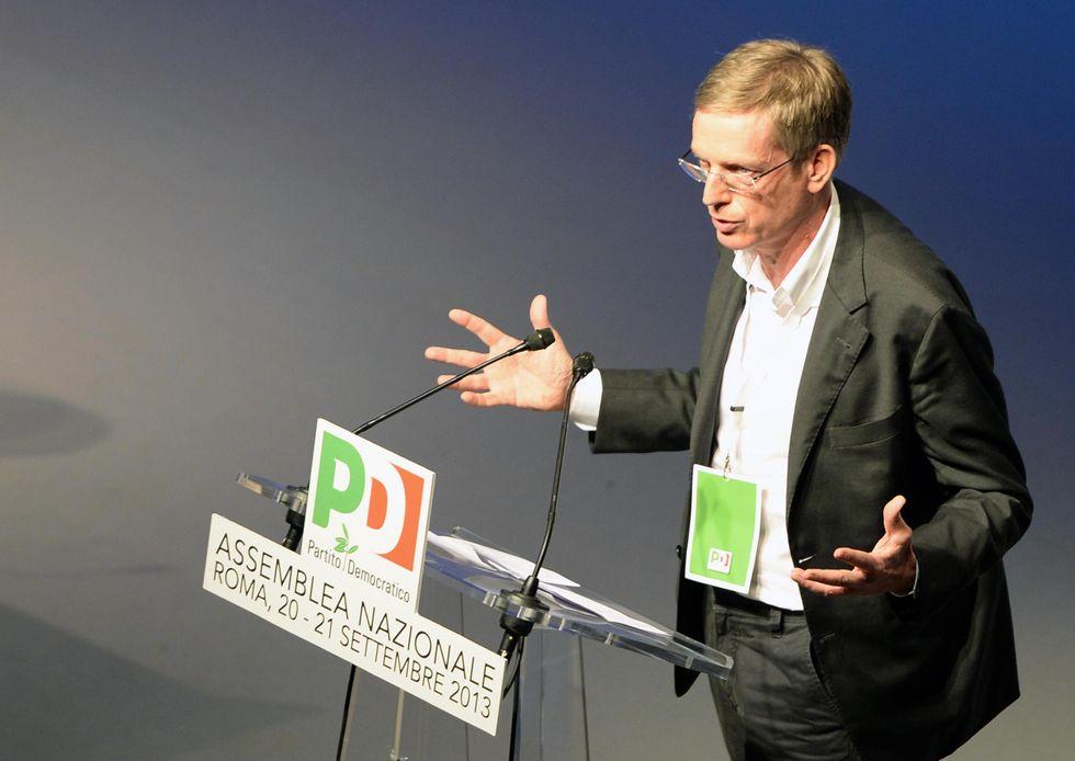 Panorama: Cuperlo contro Renzi