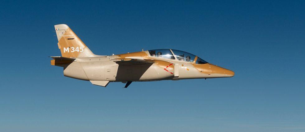 Presto un nuovo aereo per le Frecce Tricolori