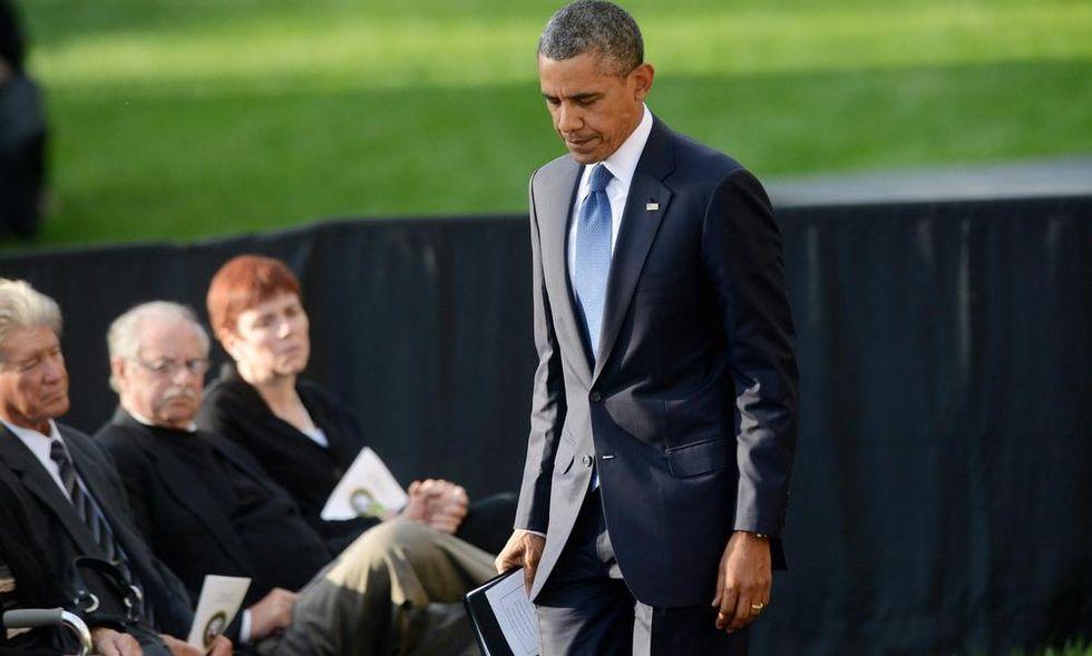Il declino di Barack Obama