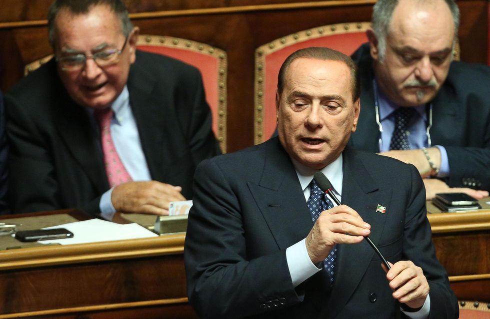 Berlusconi vota la fiducia, ecco i retroscena