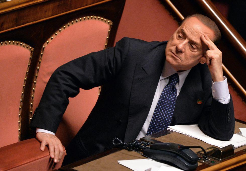 Berlusconi sorprende anche la stampa estera