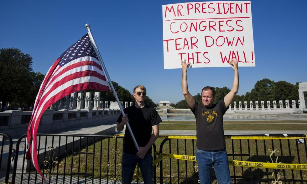 L'America ai tempi della chiusura del governo (per crisi politica)