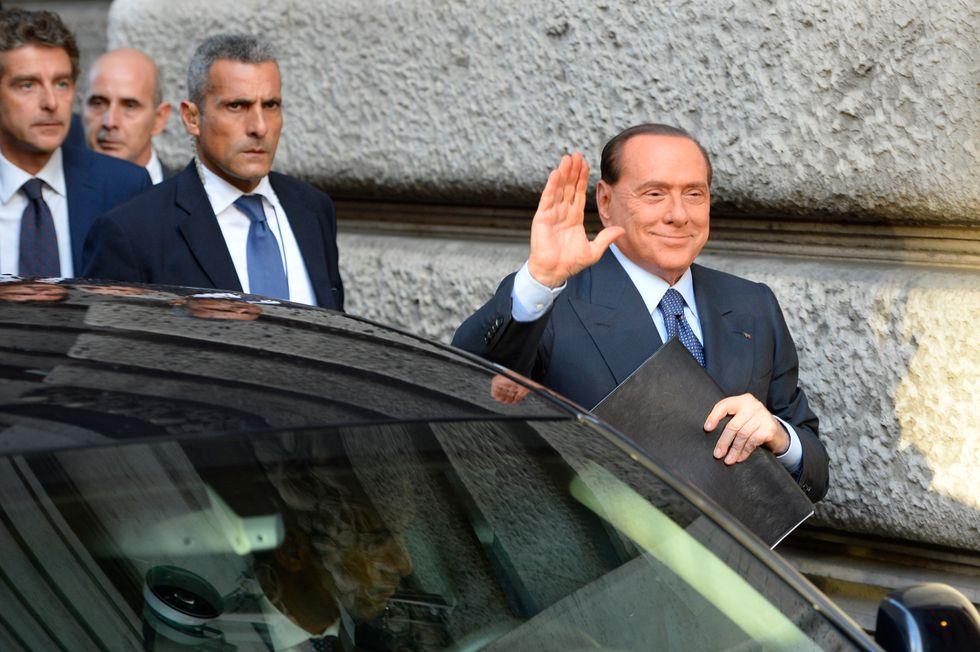 Esclusivo/Berlusconi: «Indecorosa possibile  alleanza tra Pd e transfughi del Pdl»