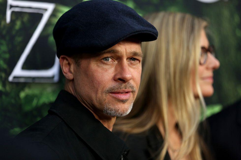 Brad Pitt troppo magro dopo il divorzio