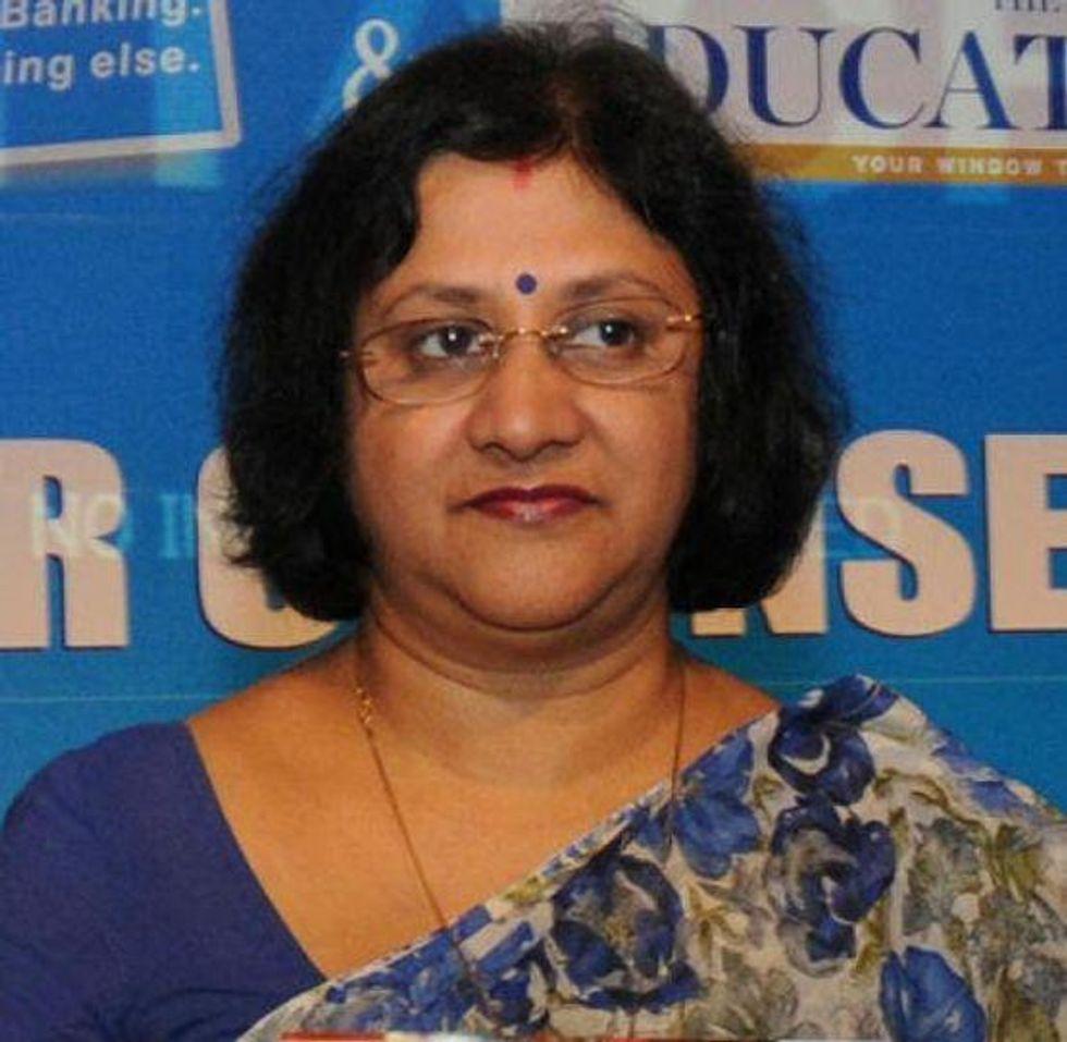 India, una donna alla testa della banca di Stato