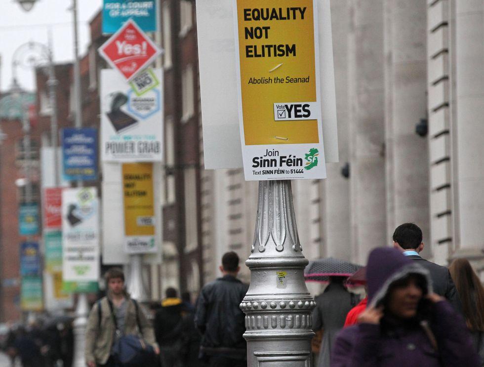 L'Irlanda vota per abolire il Senato. E noi?