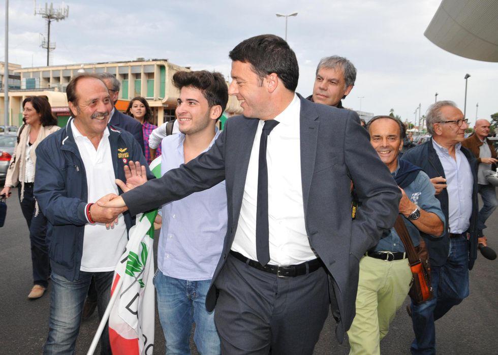 La nuova comunicazione di Renzi