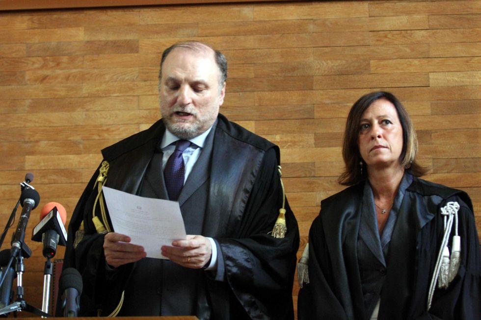 Stato-mafia: sentenza Mori, le motivazioni - documento