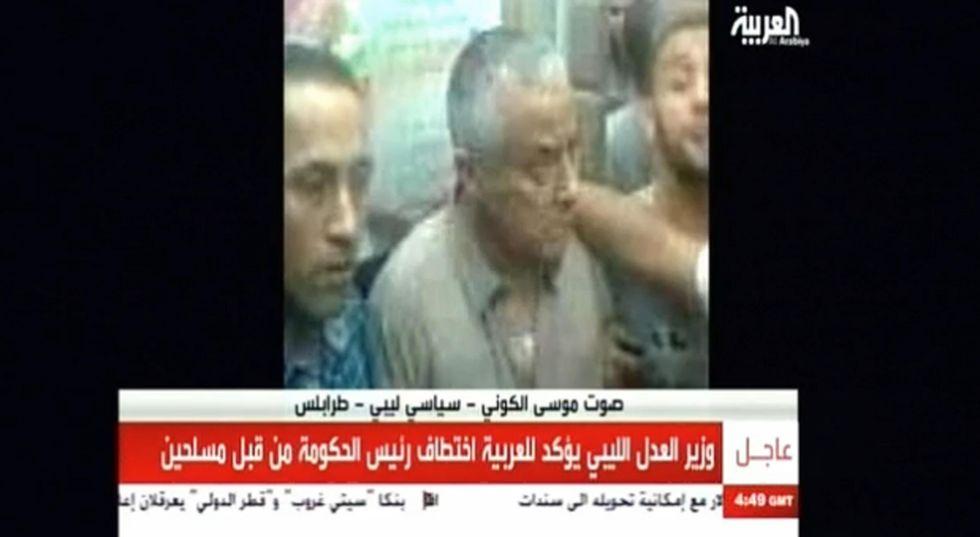 Sequestrato il leader libico Zeidan; ritorsione contro gli Usa?