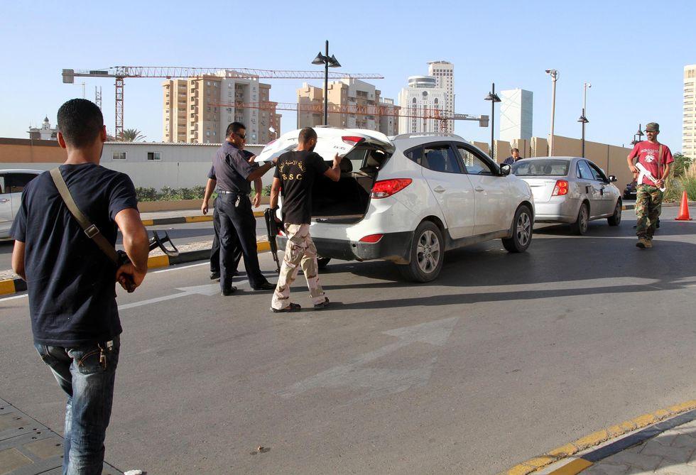 Giustizia libica