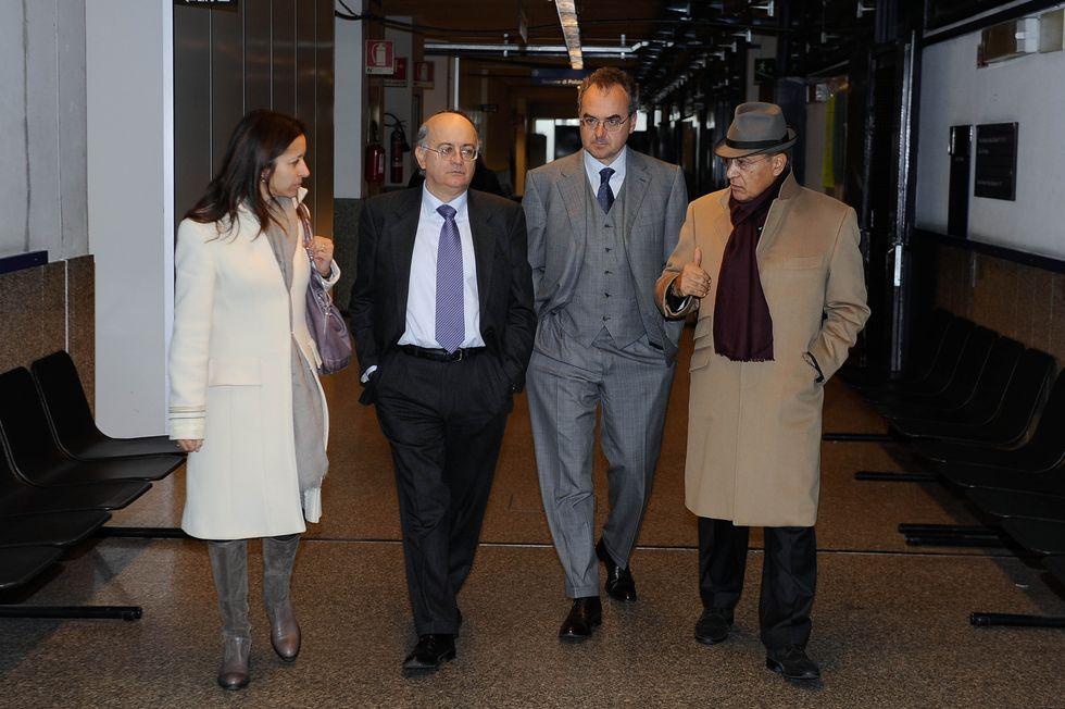 I 12 mesi di carcere di Scaglia, l'innocente
