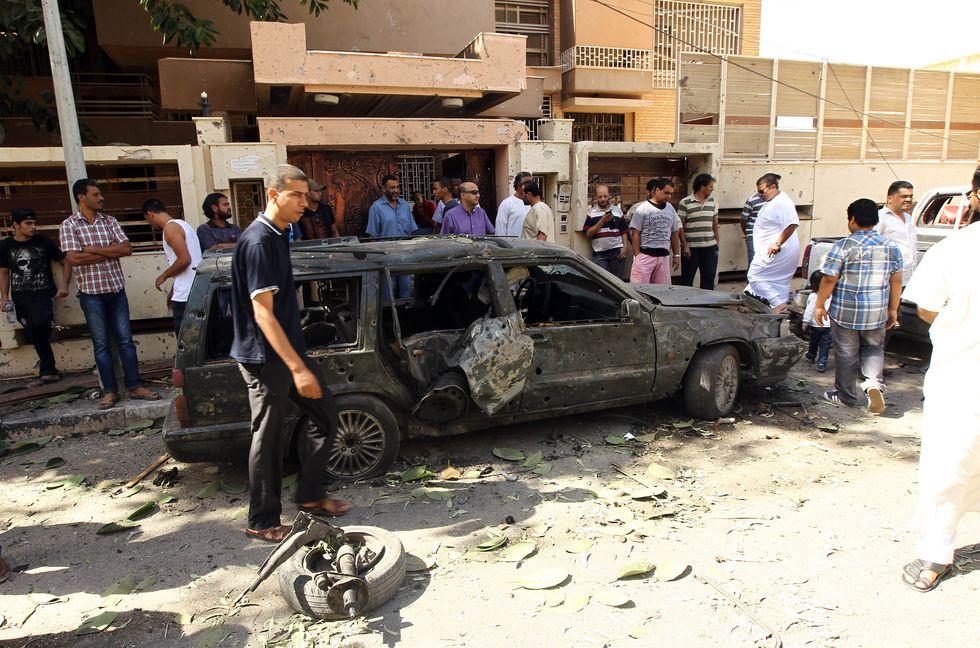 La sanguinosa guerra di Bengasi