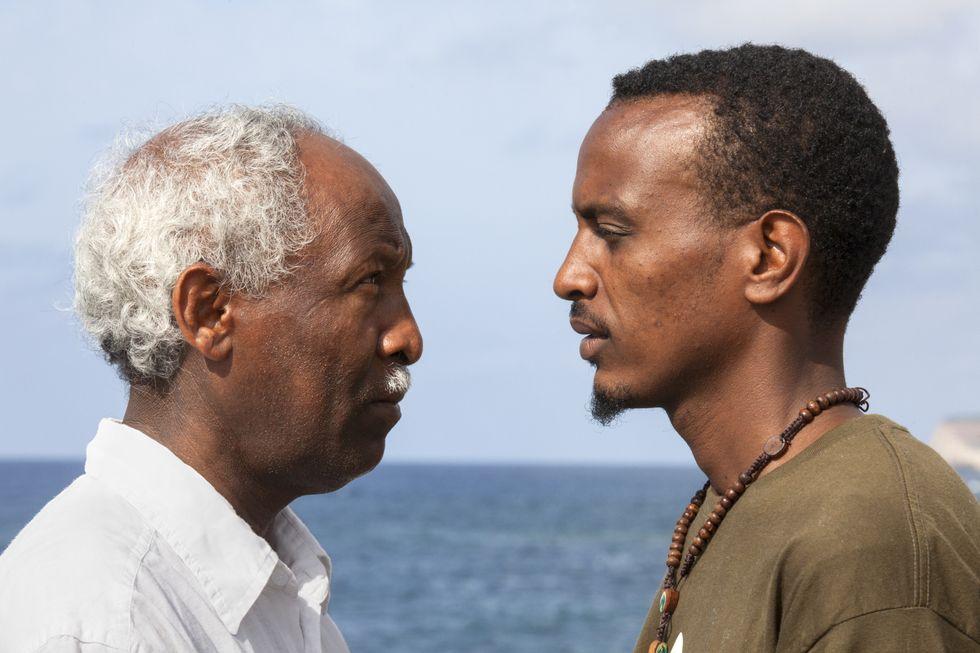 Io eritreo tra i miei fratelli a Lampedusa