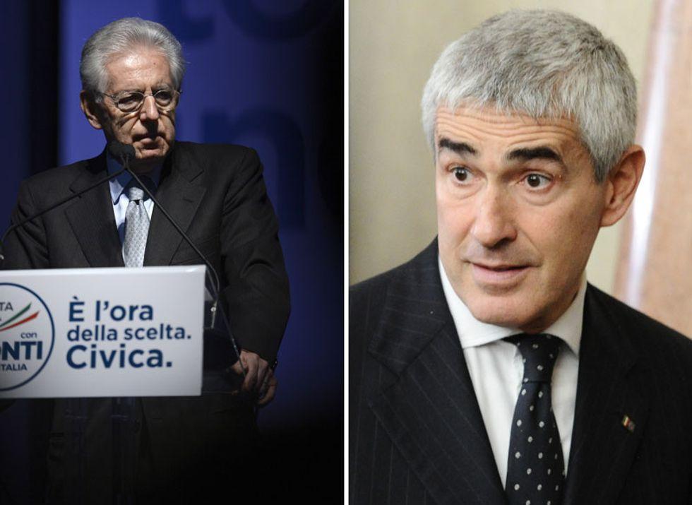 """""""Un'estate fa..."""" Monti & Casini"""