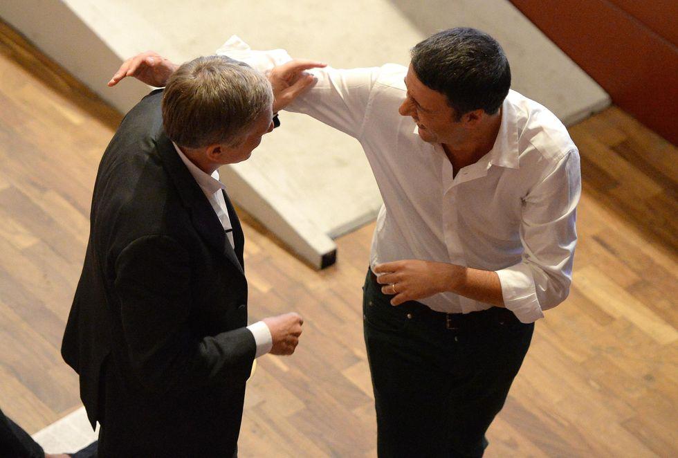 La rimonta di Cuperlo, i montiani da Renzi