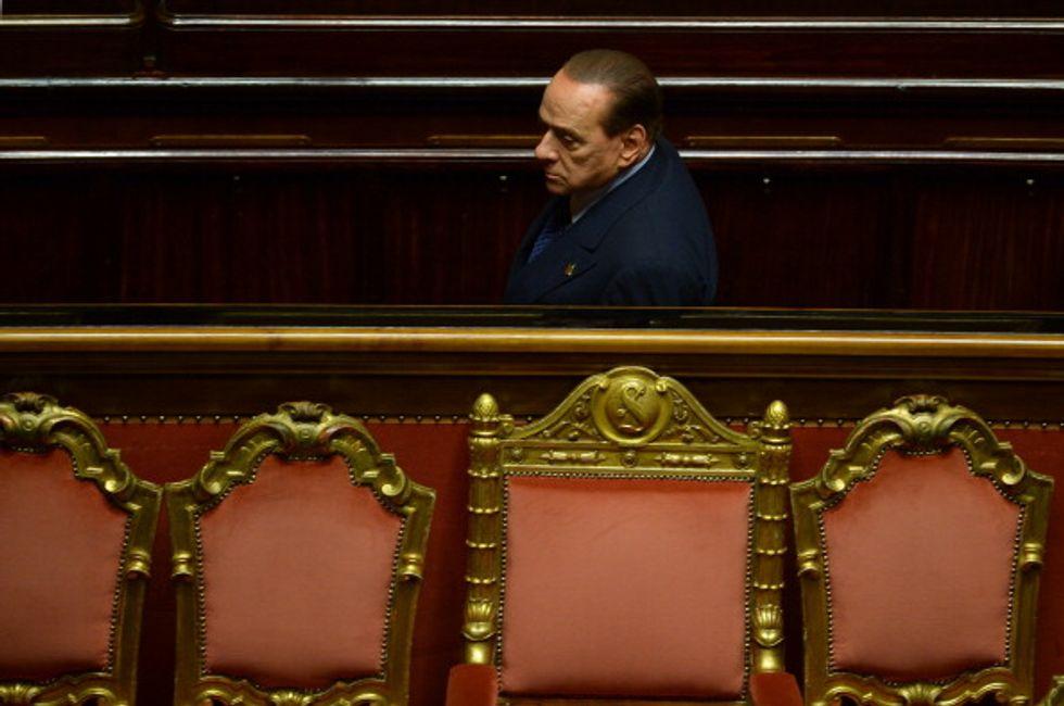 E' il giorno di Forza Italia?