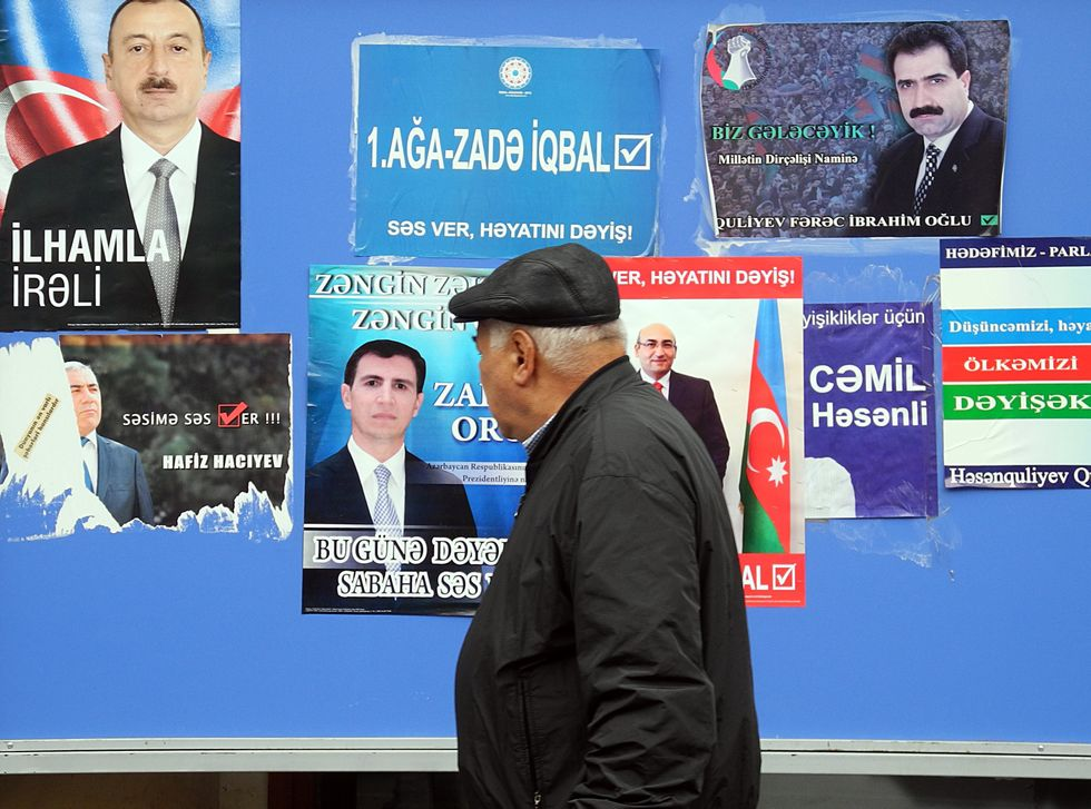 Azerbaijan: Pino Arlacchi imbarazza l'Europa