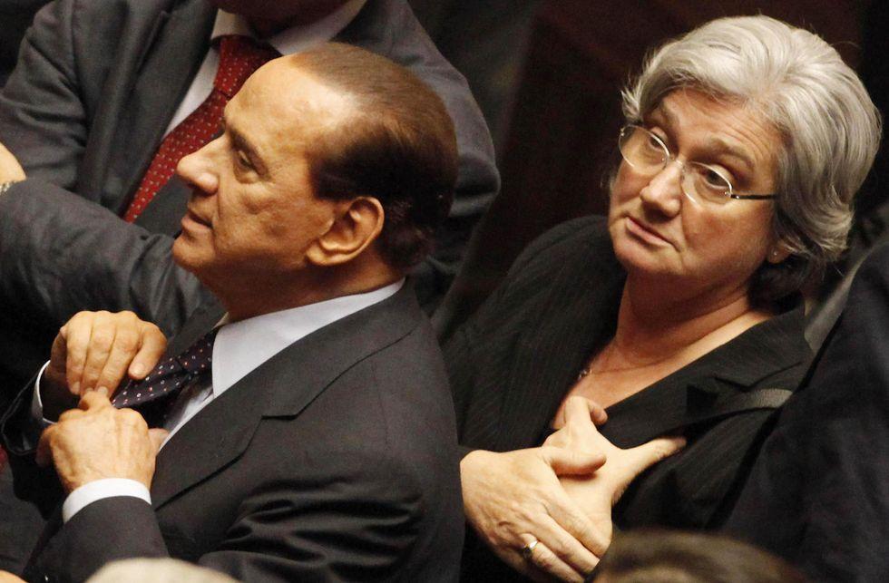 Ecco tutto quello che Rosy ha sempre detto contro Silvio