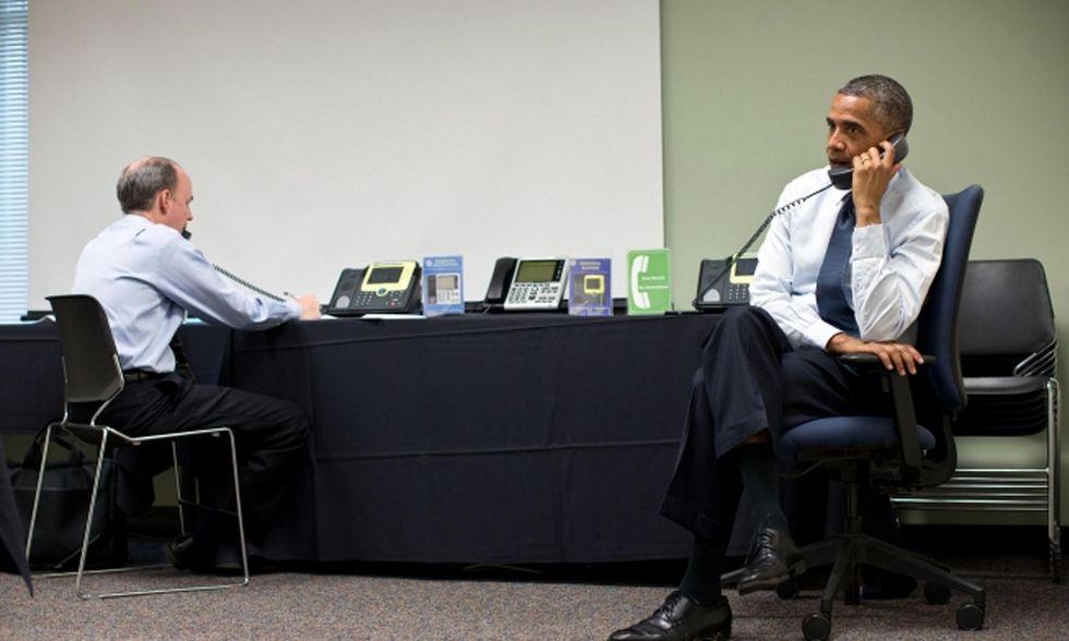 United Stasi of America: Obama spia tutti